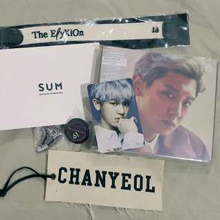 Chanyeol set