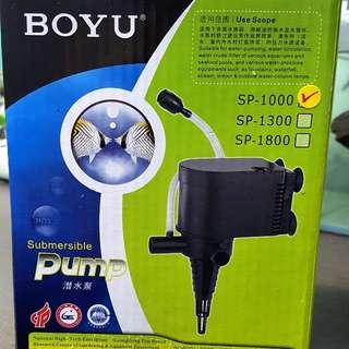 BOYU Submersible Pump