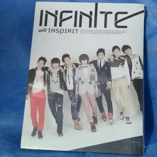 Infinite~In spirit cd