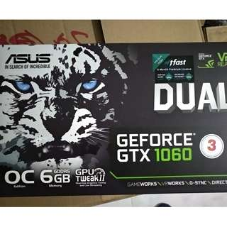 14 pieces Asus GTX 1060 6gb OC graphic card (left 9)