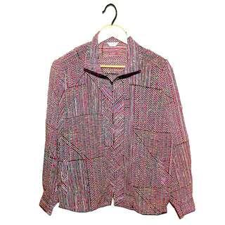 JK - 55 Jaket Vintage Wanita