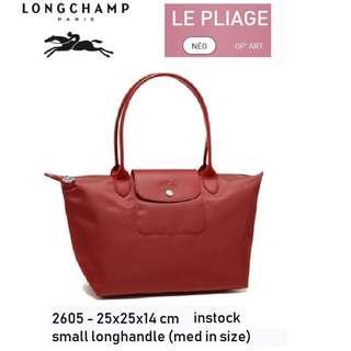 345de39ad800 Longchamp LE PLIAGE NEO small long handle shopping bag 2605