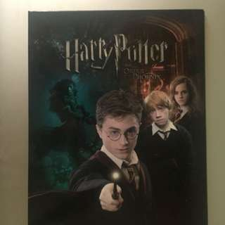Harry Potter Limited Edition Stamps