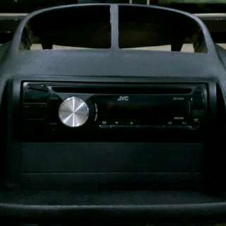 Myvi Single Din JVC Player