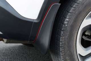 Honda Vezel Mud Guard