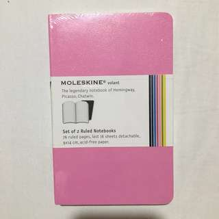 (Brand New) Moleskin notebooks