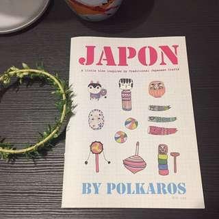 Japon Polkaros Zine