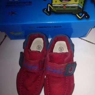 Sepatu payless sponge bob