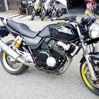 Honda CB 400 Vtec 3 (COE till Jan 2028)