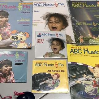 Kindermusik ABC music & me