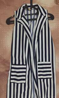 Outer stripes (Navy)