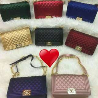 Tas jely matte chanell
