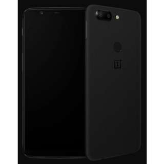 100% New dbrand skins for OnePlus 5T (Matte Black)