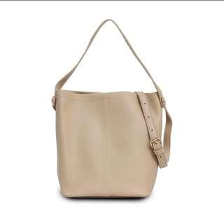 Lorica by Elizabeth Milea Tote Bag Cream