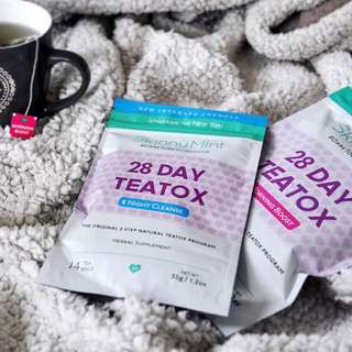 Skinnymint tea @$50 only!!!!!