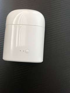 Wireless earpods (like airpods)