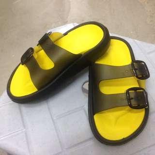 Brand new boy flip flops
