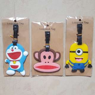 (BN) Luggage Tags