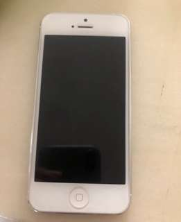 Iphone 5 16GB 白色 95new 新淨
