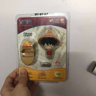 突發❗️最後一個 100%全新 One Piece海賊王 3D立體 八達通 配飾 成人版 -路飛