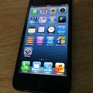 ios 6.1.2 iPhone 5