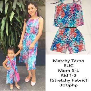 M&D matchy Terno