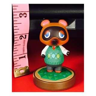 Nintendo Amiibo Animal Crossing Tom Nook Figure