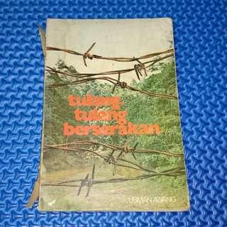 🆒 Vintage 1973 Tulang-Tulang Berserakan by Usman Awang