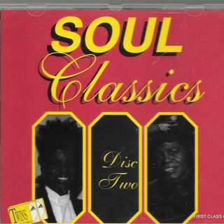 MY PRELOVED CD - SOUL CLASSIC DISC. NO.2  /FREE DELIVERY (F3T)