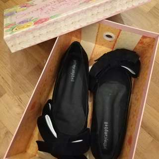 BRAND NEW Jeffrey Campbell shoes Ruston Bow