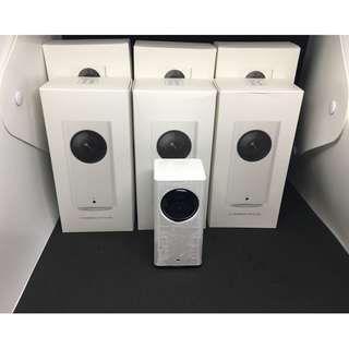 Ready Stock Xiaomi Dafang 1080P Smart Monitor Camera  -  WHITE