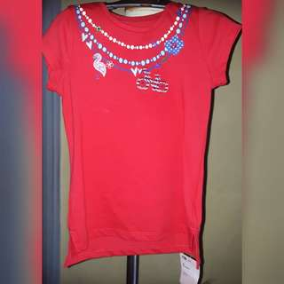 Mothercare Red T shirt