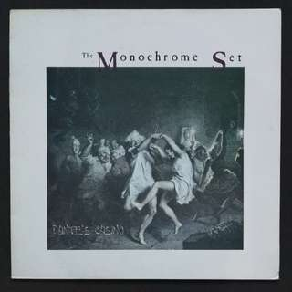 The monochrome set original LP record