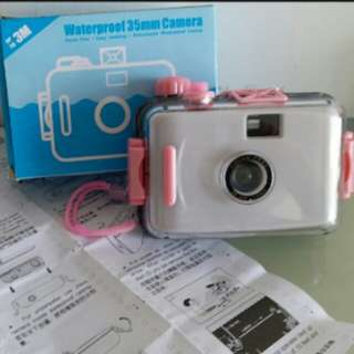 Waterproof camera 防水相機