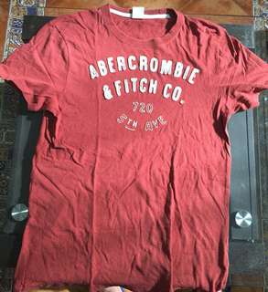Abercrombie & Fitch shirt • L