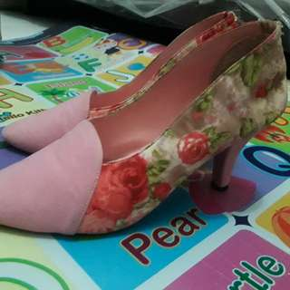 High heels bunga