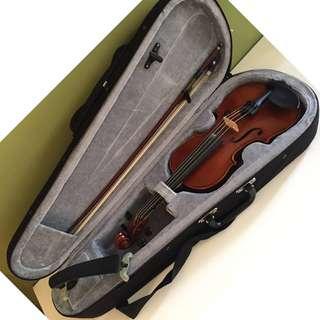 Cremuz violin size 1/4