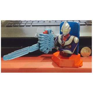 Ultraman Tiga Toy Collectible