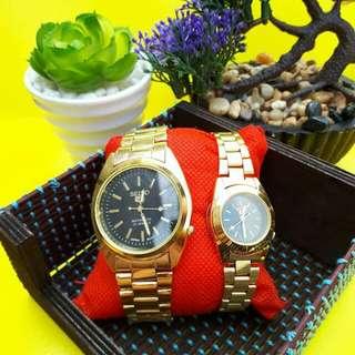 Seiko Couple Watches