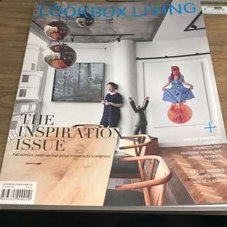 Lookbox Living The Inspiration Issue