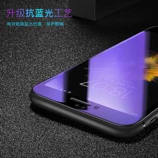 iPhone 6 Plus anti blue tempered glass .