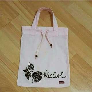 Authentic Ripcurl Small Tote Bag