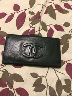 Wallet Chanel Authentic (Leather)