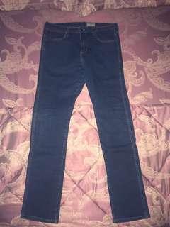 Jeans wrangler vegas skinny size 34 2nd