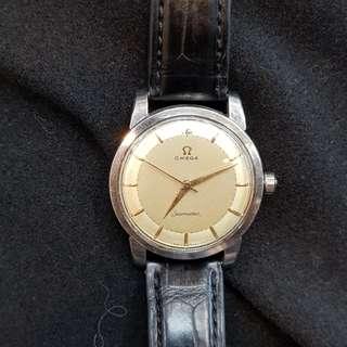 🚚 omega 大錶徑 稀少手上鏈 完美品