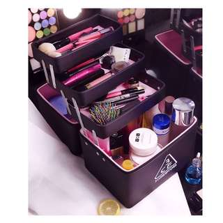 Make Up case box tier 3CE inspired (PO)