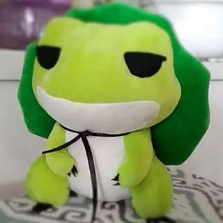 Travel Frog 旅行的青蛙 Soft Toy Plushies