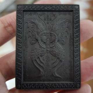 Thai amulets Kruba Krissana Magic Butterfly Thepjamlang