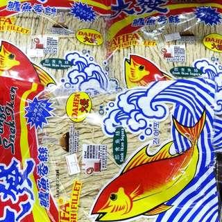 大包裝大發魚絲 現貨有多包