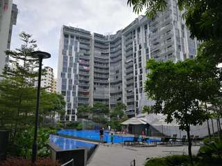 Near Punggol; Condo common room; 2-min walk to LRT and Fairprice; not Agent